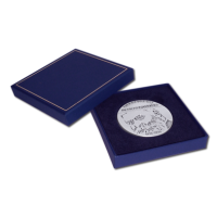 Blue Gift Box - For 50mm / 2″ medals