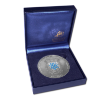 Blue Jewellery Box - For 65mm / 2.6″ medals