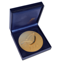 Blue Jewellery Box - For 81mm / 3.2″ medals