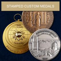 FIA 🏅 Custom Medals and Bronze Awards Creator