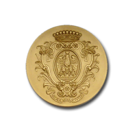 """Customized Medals - Size -60mm - 2.4"""" Medal"""