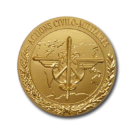 """Customized Medals - Size - 73mm - 2.9"""" Medal"""
