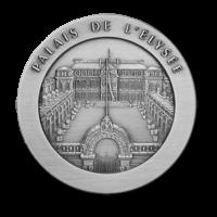 Customized Medals - Shape - Round Shape