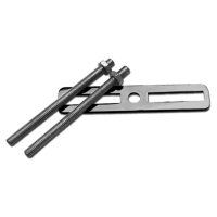 01623 - Screws-and-Fixation-Plate-for-Car-Emblems