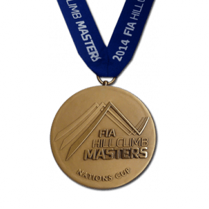 Custom medals - Personalised medals for special event - Fia