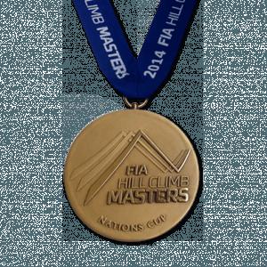 FIA - Custom Medals - Events