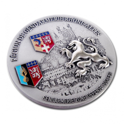 FIA - Custom Medals - Possibilities of Design